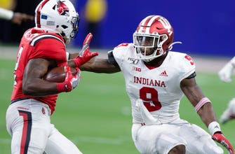 Indiana loses a key defensive contributor as Ball suffers season-ending torn ACL
