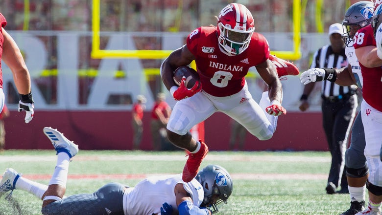 Indiana routs Eastern Illinois, scores seven touchdowns in 52-0 victory