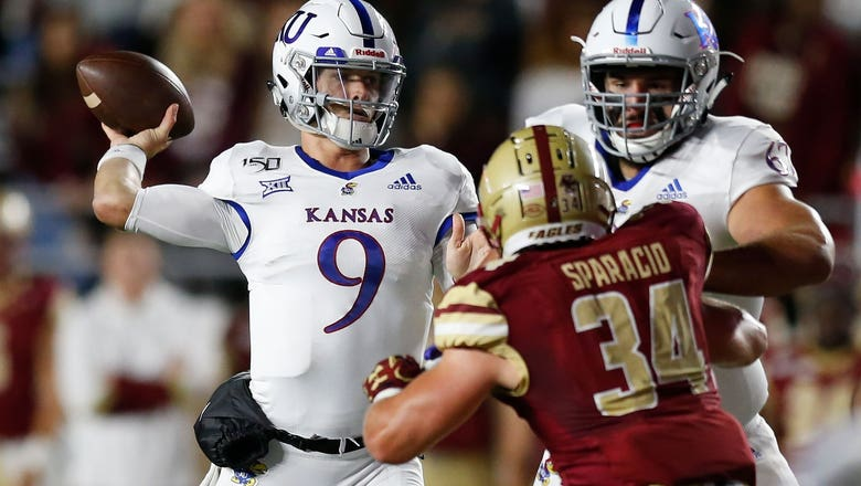 Jayhawks look to keep momentum going, start Big 12 play strong