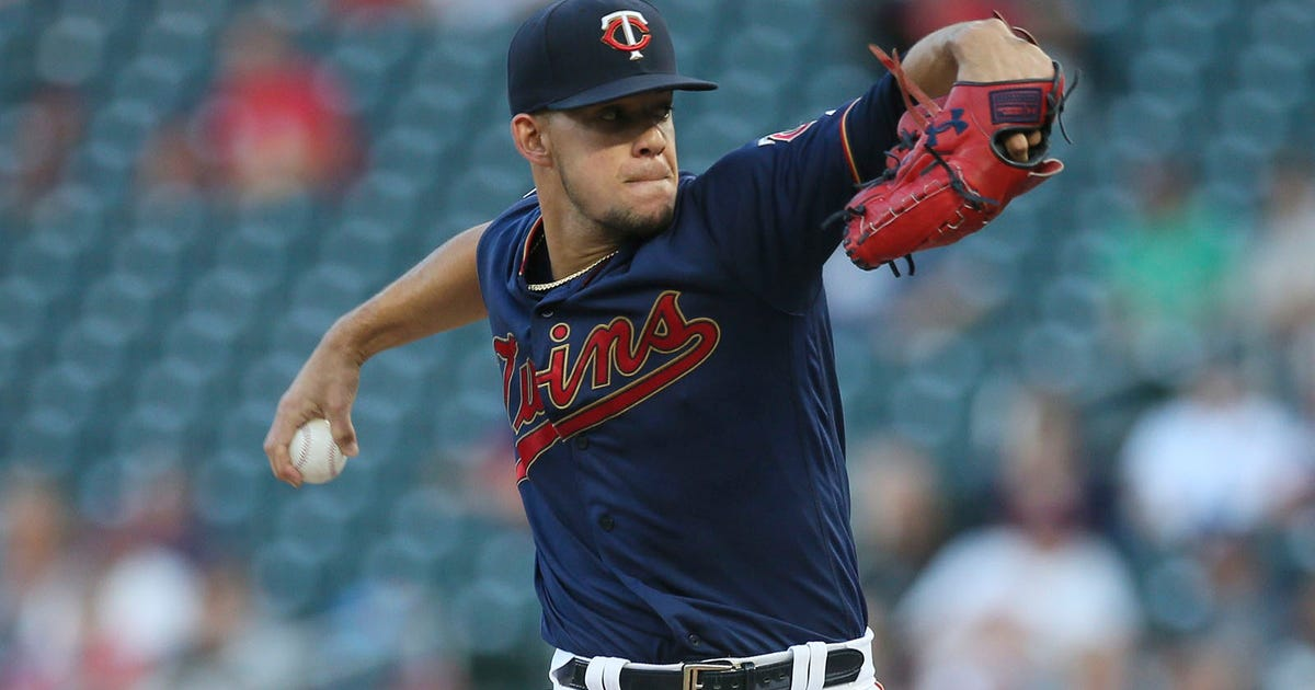 Twins right-hander Jose Berrios loses arbitration case | FOX Sports