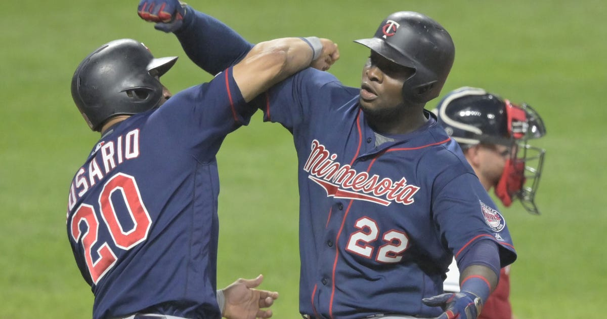 A grand day: Sano's blast completes Twins' doubleheader sweep | FOX Sports