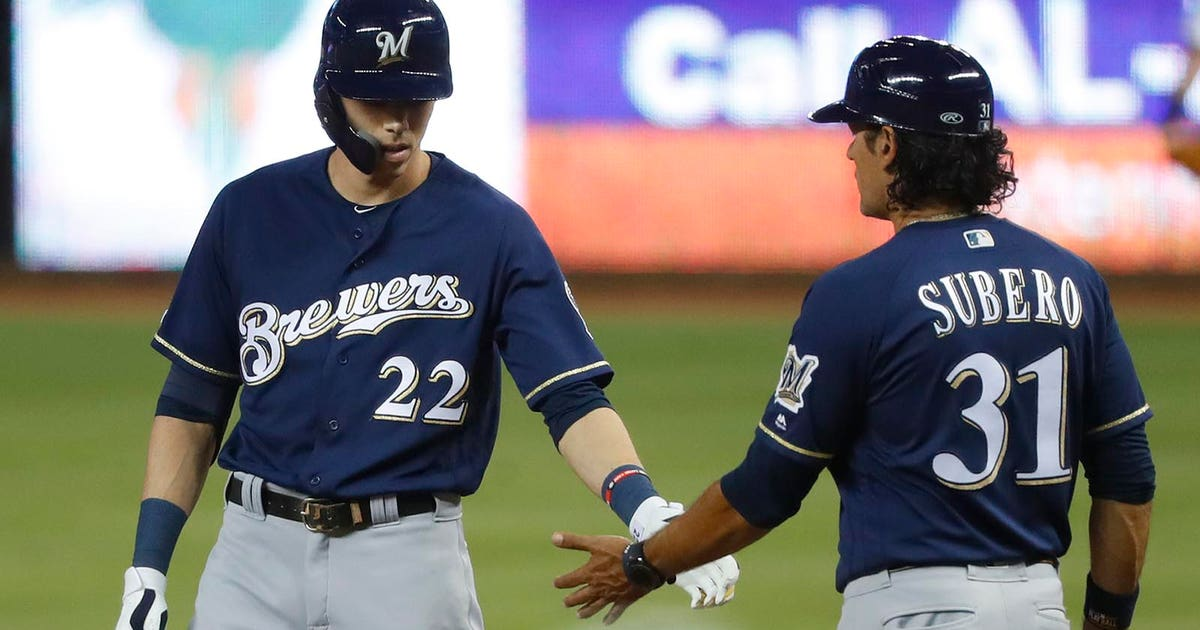 StaTuesday: Putting the season of Brewers' Yelich in historical perspective