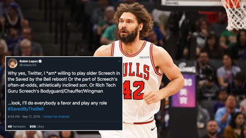 Robin Lopez, Bucks center