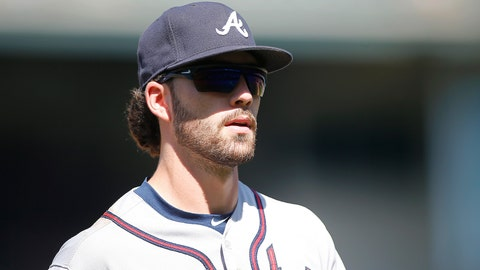 2. Can Atlanta get Dansby Swanson going before the playoffs?