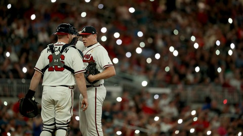 The Braves are playing like World Series contenders at the right time