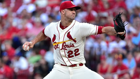 Sep 14, 2019; St. Louis, MO, USA; St. Louis Cardinals starting pitcher Jack Flaherty (22) pitches during the first inning against the Milwaukee Brewers at Busch Stadium. Mandatory Credit: Jeff Curry-USA TODAY Sports