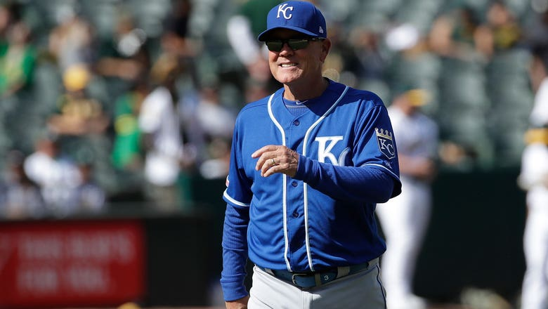 Yost on starters Duffy, Bailey: 'Extremely good, both of them'