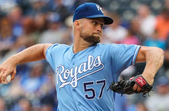 Royals request unconditional release waivers on Sparkman
