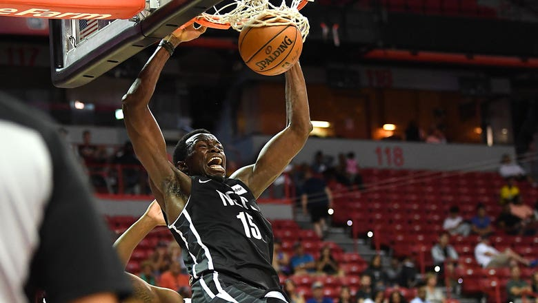 Pacers sign 25-year-old G League center Amida Brimah