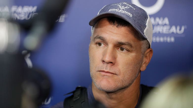 His mind cleared, Colts' Vinatieri insists he never contemplated retirement