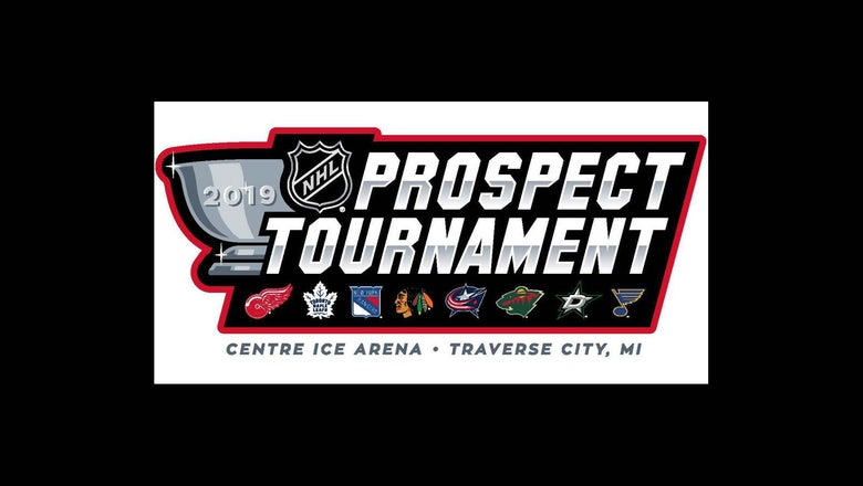 Blues fans can stream NHL Prospect Tournament games live on FSGO