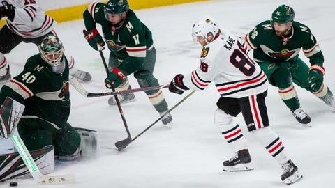 Tuesday, March 17 vs. Chicago Blackhawks