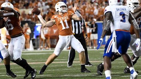 FALL GUYS: Sam Ehlinger, QB Texas