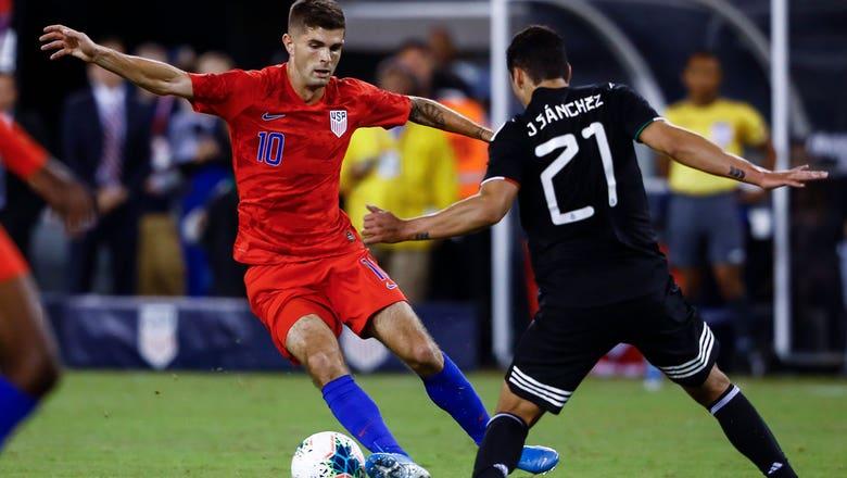 90 in 90: USA vs. Mexico   2019 International Friendly