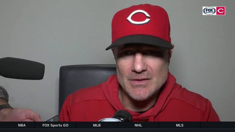 David Bell can't express enough pride for Eugenio Suarez