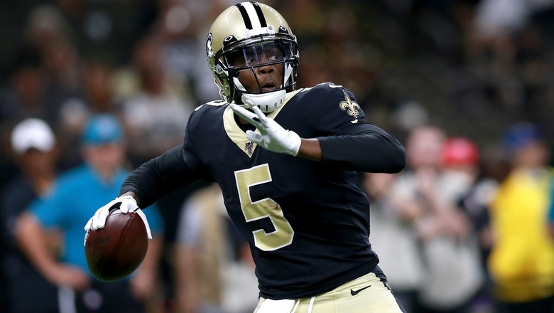 Nick and Cris believe the Saints can beat the Seahawks if Taysom Hill and Teddy Bridgewater both play