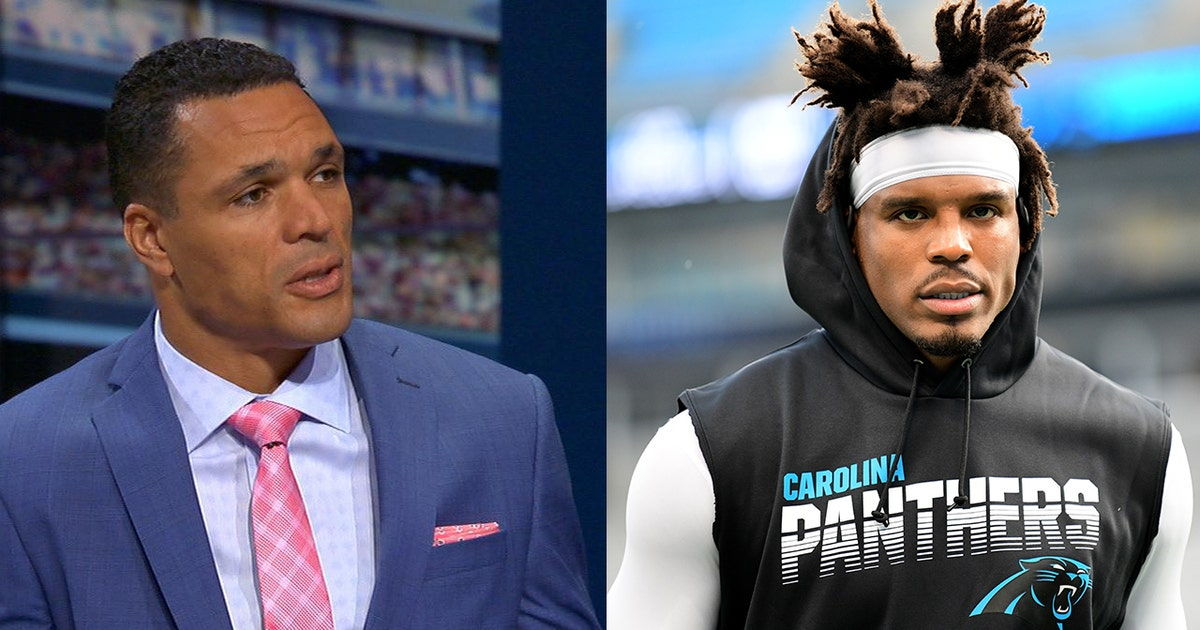Cam Newton's struggles concern Tony Gonzalez: 'I'm having some questions about his future'