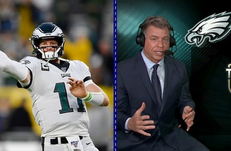 Troy Aikman breaks down Eagles big win over Packers on Thursday Night Football