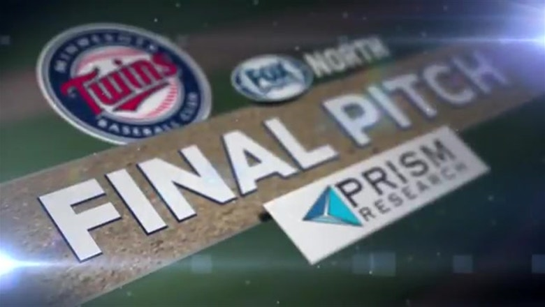 Twins Final Pitch: Division lead trimmed to 4 games