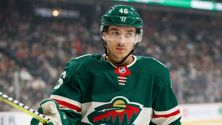 Wild sign Jared Spurgeon to seven-year contract extension