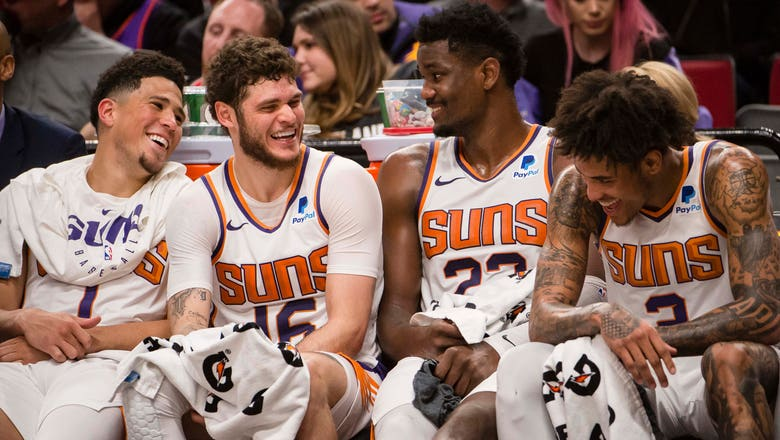 PHOENIX SUNS ANNOUNCE 2019-20 TELEVISION BROADCAST SCHEDULE