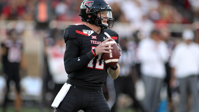 Bowman throws 3 TDs, Texas Tech tops UTEP 38-3 with strong D
