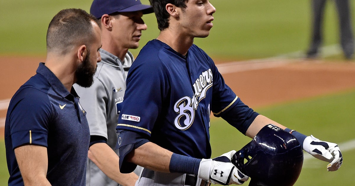 Brewers' Yelich opens up about season-ending knee injury | FOX Sports