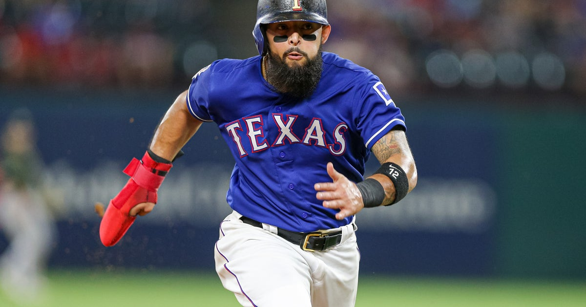 Odor hits 2-Run Home Run, Rangers lose 8-6 vs. Athletics | FOX Sports