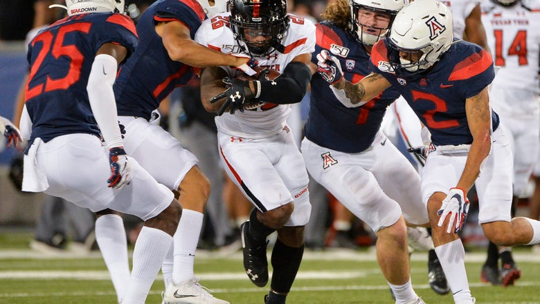 Arizona defense surprises, shows big improvement versus Red Raiders