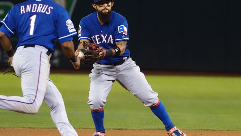 Fiers, A's rout Rangers 8-0, maintain 2-game wild card lead