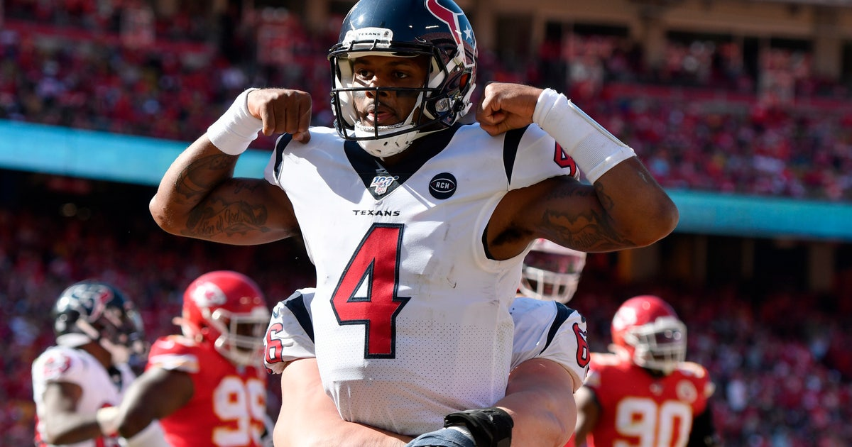 Watson outduels Mahomes, leads Texans past Chiefs | FOX Sports
