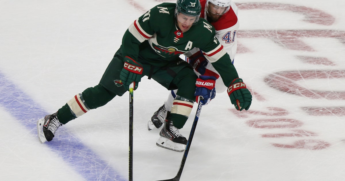 Wild win for 2nd time this season, beat Canadiens 4-3   FOX Sports