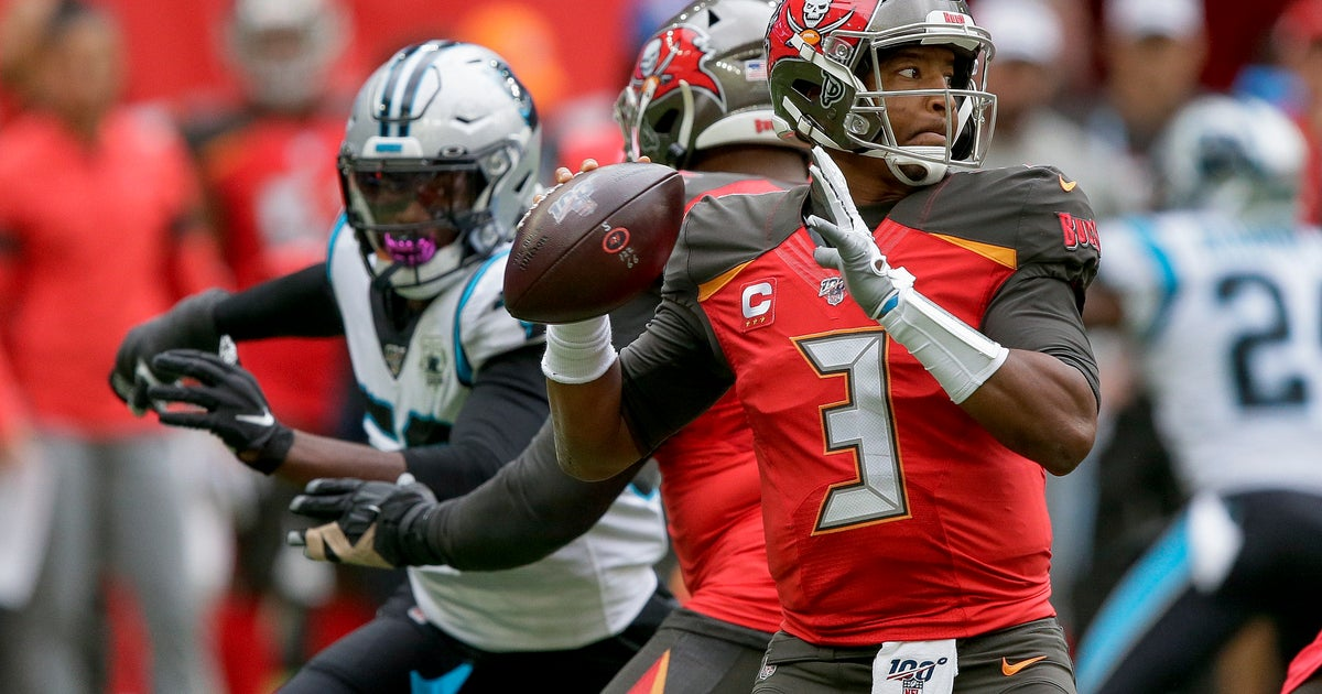 Sloppy Winston dooms Bucs in 37-26 loss to Panthers | FOX Sports