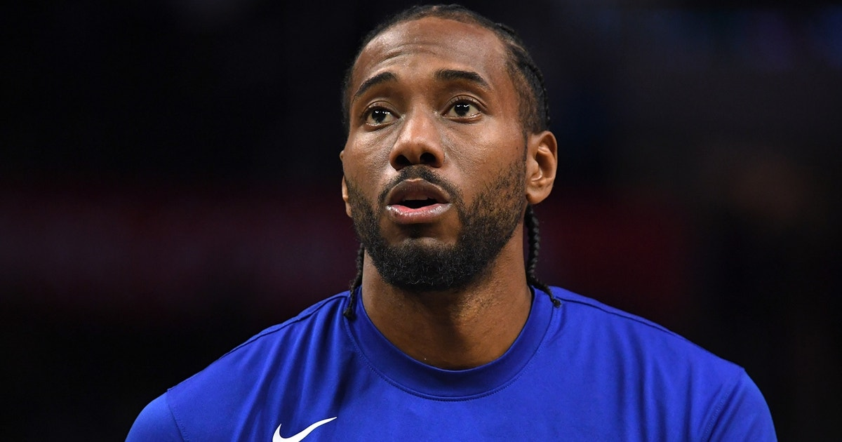 Shannon Sharpe on Kawhi: 'He's not even close to being the best player in the world'
