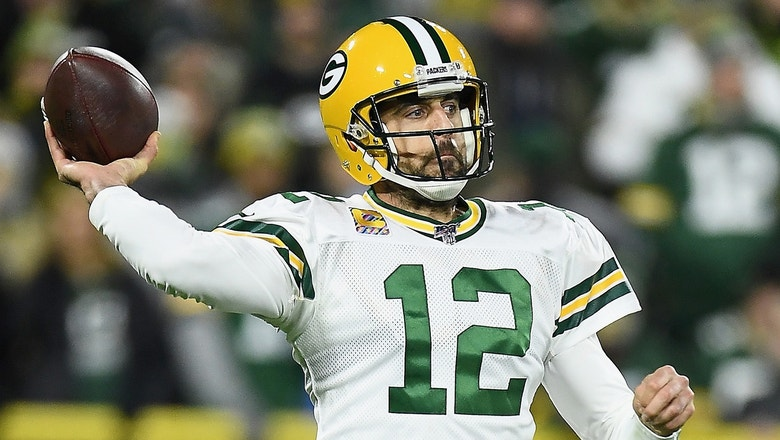 'This is why I love Aaron Rodgers' — Colin Cowherd on Packers overcoming adversity against Lions