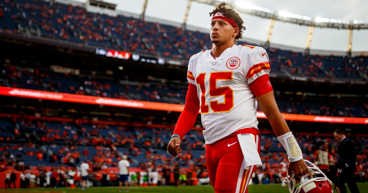 Marcellus Wiley believes Chiefs can go 3-1 without Mahomes