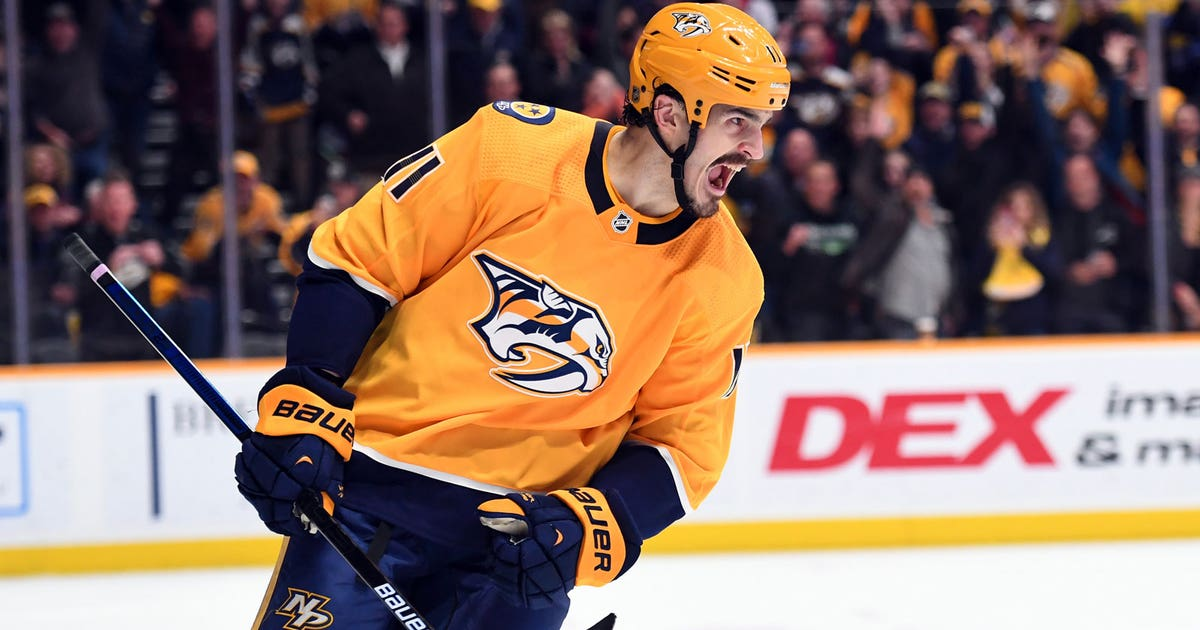 Panthers agree to terms with F Brian Boyle on one-year, one-way contract | FOX Sports