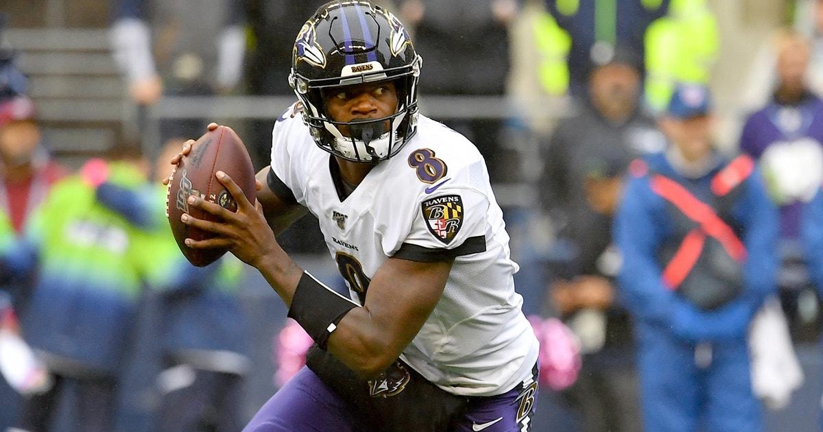 Michael Vick evaluates Lamar Jackson's 'impressive' performance in win over Seattle