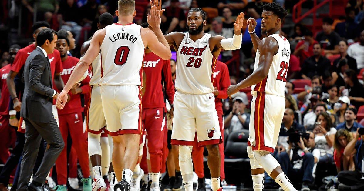 FOX Sports Sun announces Miami Heat television schedule for 2019-20 regular season | FOX Sports