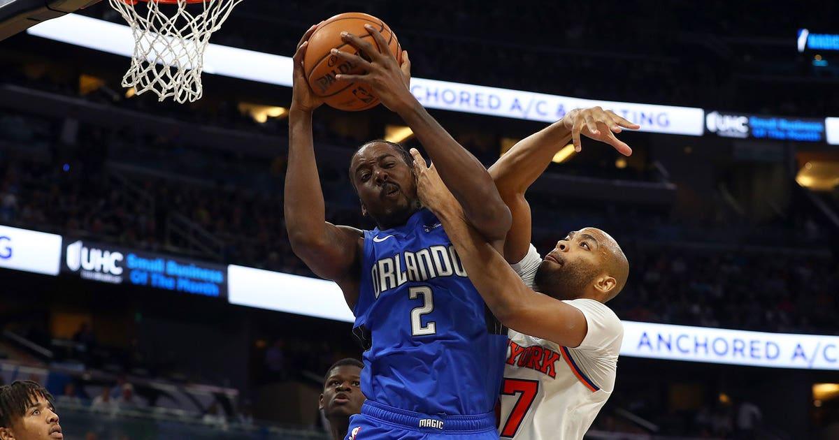 Aaron Gordon steps up late, Magic rally past visiting Knicks thumbnail