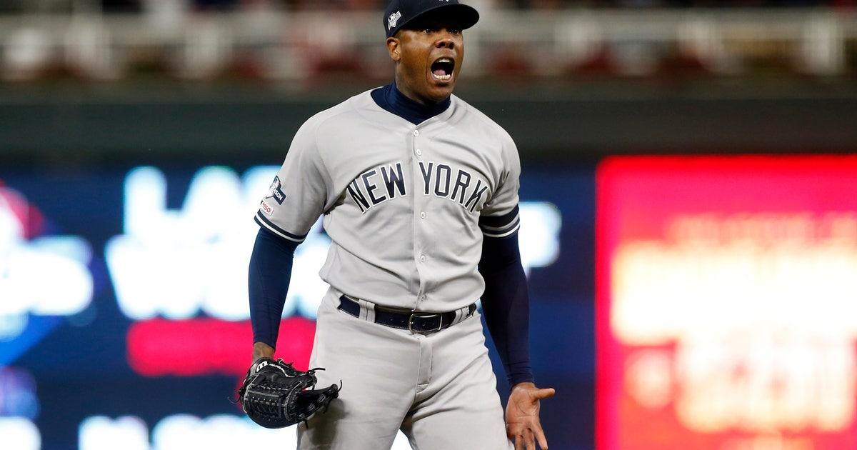 In bullpen battle, Yanks can even ALCS vs Astros in Game 6