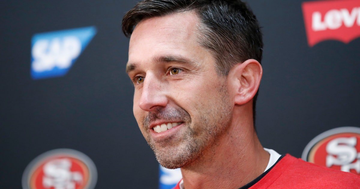 Kyle Shanahan honors dad Mike after 49ers beat Redskins thumbnail