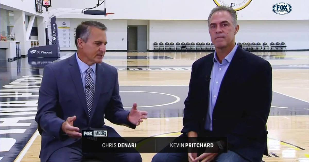 Kevin Pritchard: 'We like our chances' in the East this season