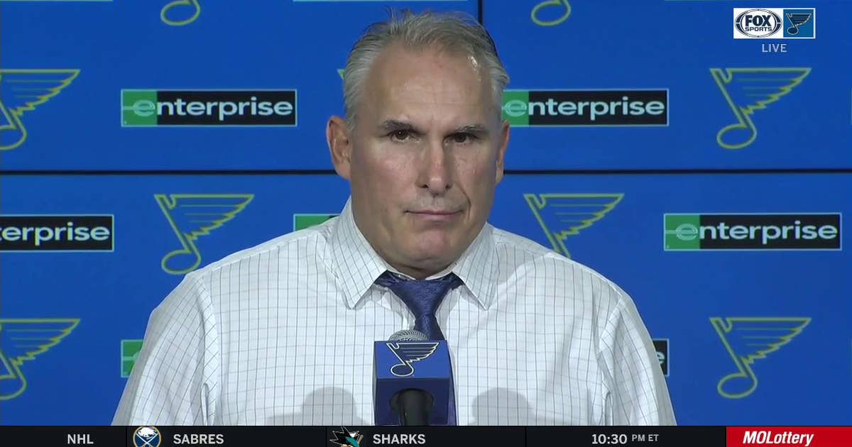 Berube after fourth straight loss: 'Everybody's got to be better'