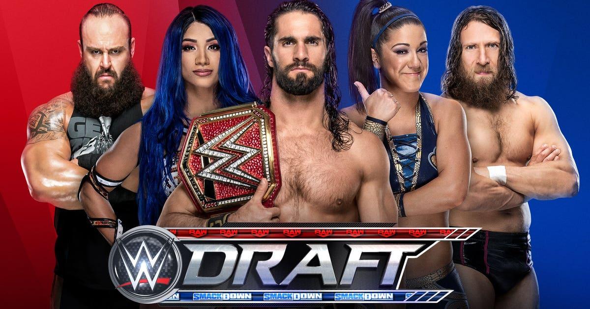 Editors' Choice: 10 WWE Draft moves we want to see