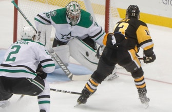 Letang, Penguins rally past Stars 4-2 for 5th straight win
