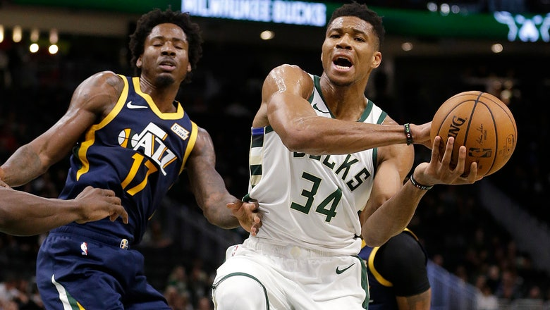 MVP Giannis looks to improve as Bucks' leader this season