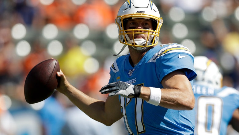 Chargers veteran Rivers set to face Steelers rookie Hodges