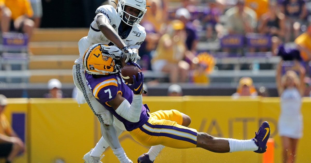 All-America Watch: LSU lauds Delpit's 'unselfish' play