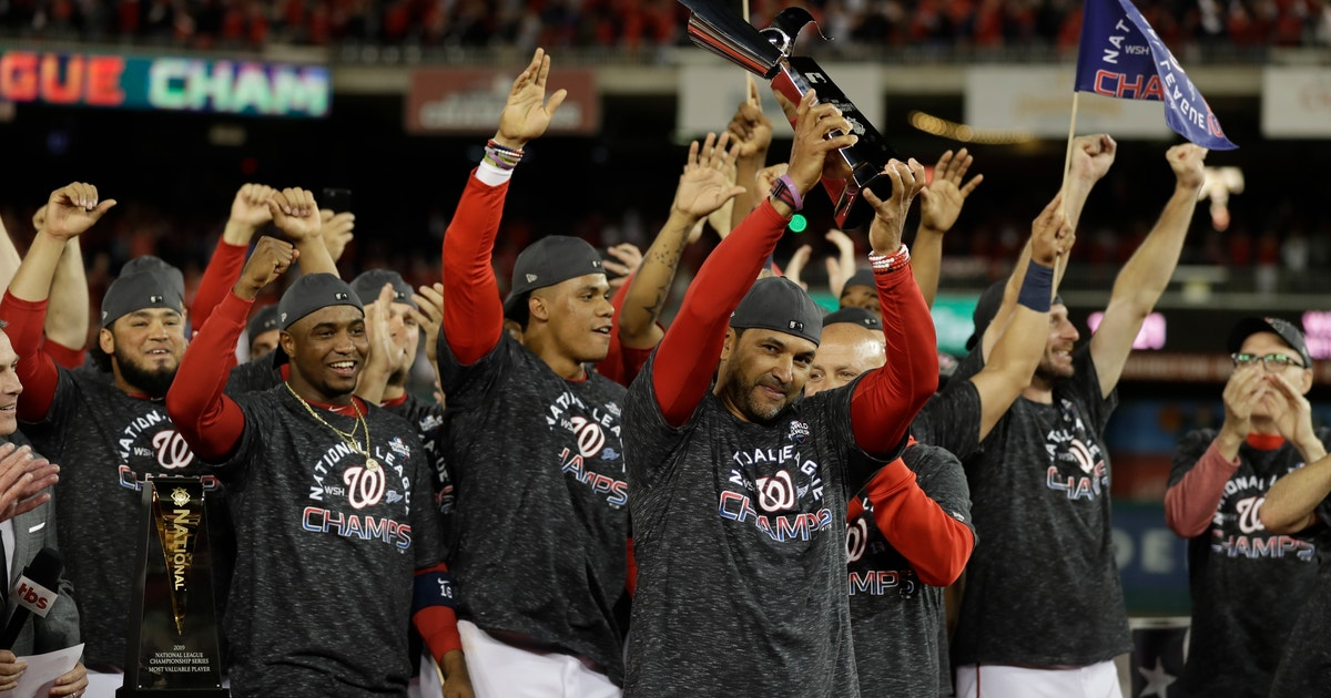 Bumpy road for Nationals manager leads to 'beautiful place'   FOX Sports